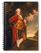 Jeremiah Milles, 1780-83 Spiral Notebook