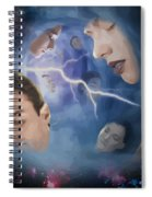 Jeremiah One Five Spiral Notebook