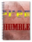 Jeremy - Humble Spiral Notebook