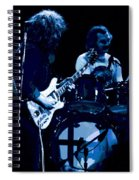 Jerry And Billy At Winterland 2 Spiral Notebook