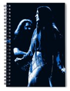Jerry And Donna Blues 1978 Spiral Notebook