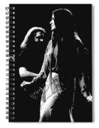 Jerry And Donna Godchaux 1978 A Spiral Notebook