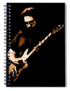 Jerry And His Guitar Spiral Notebook