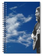 Jerry And The Dancing Cloud Spiral Notebook