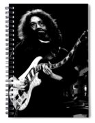 Jerry At The Fun House Mirror Spiral Notebook