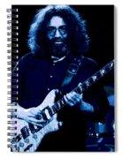 Jerry At Winterland 3 Spiral Notebook