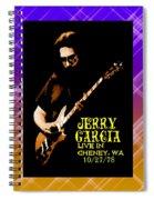 Jerry Cheney 1 Spiral Notebook