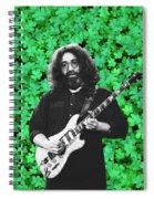 Jerry Clover 1 Spiral Notebook