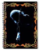 J G In Cheney 5 Spiral Notebook
