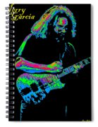 Jerry In Cheney On A Cosmic Day In 1978 Spiral Notebook