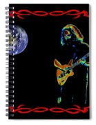 Jerry In Space Spiral Notebook