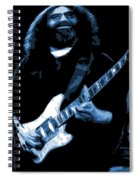 Jerry Stretches The Blues Spiral Notebook