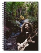 Jerry's Mountain Music 9 Spiral Notebook