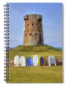 Jersey - Le Hocq Spiral Notebook