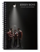 Jersey Boys By Clint Eastwood Spiral Notebook