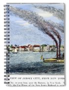 Jersey City, 1844 Spiral Notebook