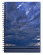 Jersey Downpour Spiral Notebook