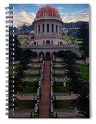 Jerusalem 2 Spiral Notebook