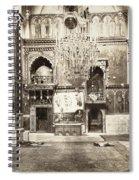 Jerusalem Armenian Church Spiral Notebook