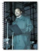 Jesse Jackson Spiral Notebook