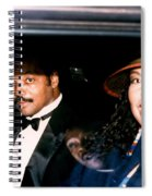 Jesse Jackson-roberta Flack 1989 Spiral Notebook