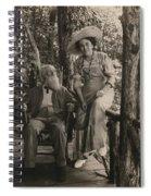 Jessie Tarbox Beals(1870-1942) Spiral Notebook