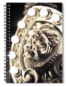 Jester Spiral Notebook