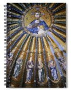Jesus And His Peeps Spiral Notebook