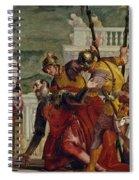 Jesus And The Centurion Spiral Notebook