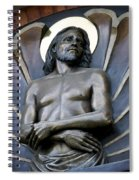 Jesus Cathedral Icon -  Spokane Washington Spiral Notebook
