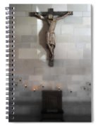Jesus Chapel Icon - San Francisco Spiral Notebook