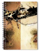 Jesus Christ - How Do You See Me Spiral Notebook