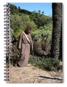 Jesus- Walk With Me Spiral Notebook
