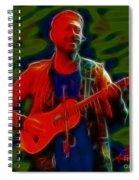 Jethro Tull-96-a21-fractal Spiral Notebook
