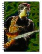 Jethro Tull-96-jonathon-c5-fractal Spiral Notebook