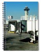 Jetway Spiral Notebook