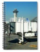 Jetway Seventy-three Spiral Notebook