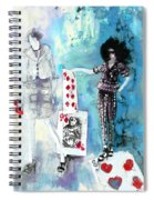 Jeux De Seduction In Dublin 02 Spiral Notebook