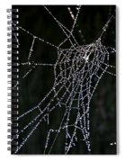 Jewel In The Crown Spiral Notebook