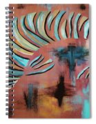 Jewel Of The Orient Spiral Notebook
