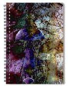 Jewel Tones Spiral Notebook