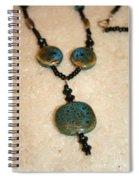 Jewelry Photo 2 Spiral Notebook