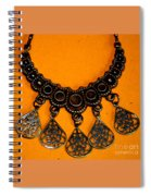 Jewelry Photography 1 Spiral Notebook