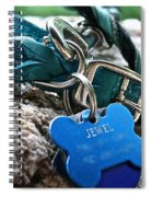 Jewel's Jewelry Spiral Notebook