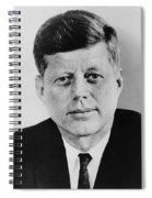 JFK Spiral Notebook