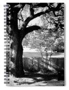 Jfk-the Stockade Fence-dealy Plaza Spiral Notebook