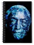 Jiddu Krishnamurti Spiral Notebook