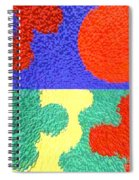 Jigsaw Pieces Spiral Notebook