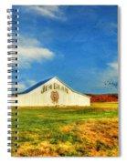 Jim Beam Spiral Notebook