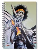 Jimi Spiral Notebook